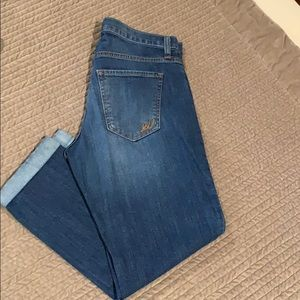 Express Jeans Girlfriend Jeans